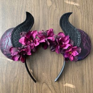 Maleficent Mouse Ears